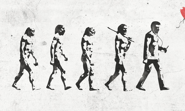 The evolution of the suit