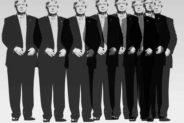 The real reason Trump wears dumpy suits