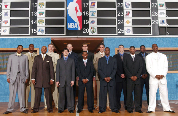 NBA draft class of 2003