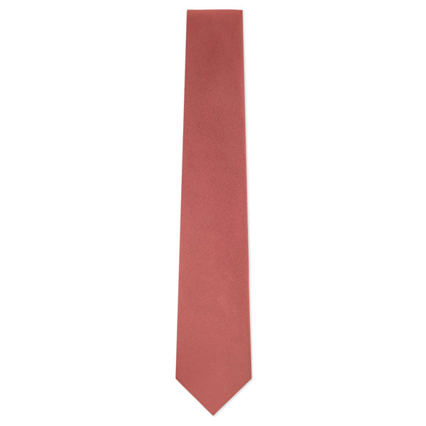 Muted Coral Solid Tie