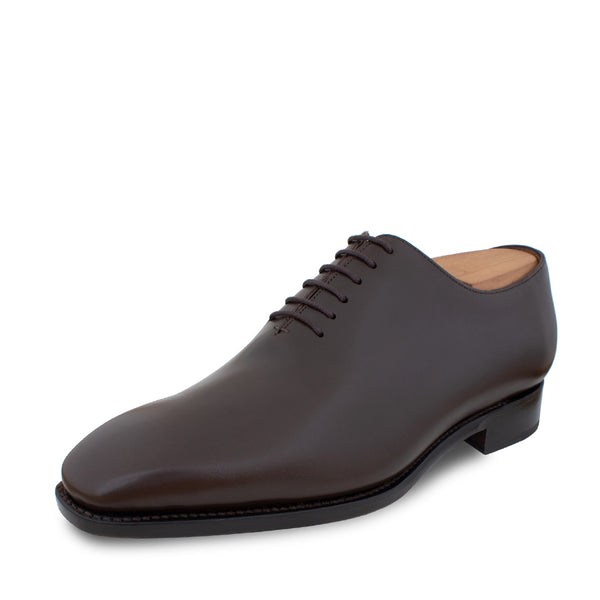 Chocolate Brown Wholecut Oxford **PRESALE**