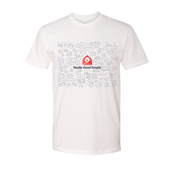 RGE Pattern T-Shirt (Fitted)