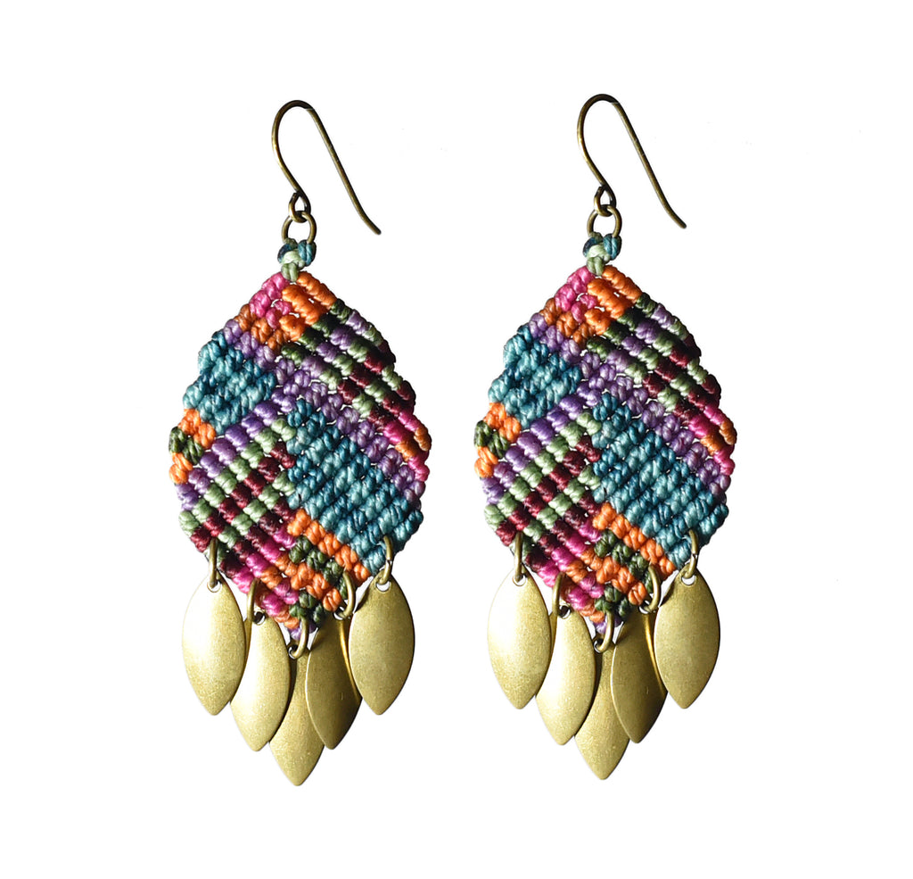 Mini Malka Earrings