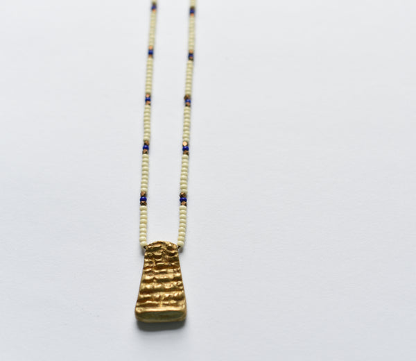 Hieroglyph Necklace