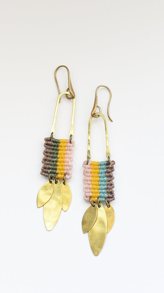 Agracia Earrings