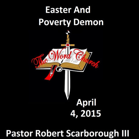 Easter And Poverty Demon