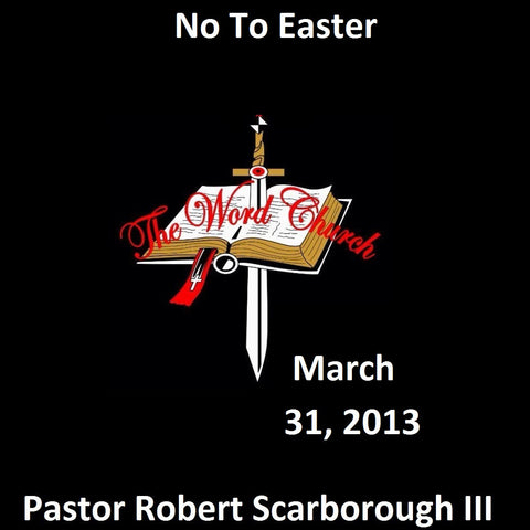 No To Easter