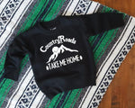 Country Roads | kid's pullover sweatshirt
