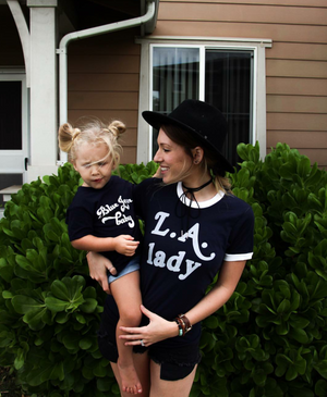 L.A. Lady | adult tee