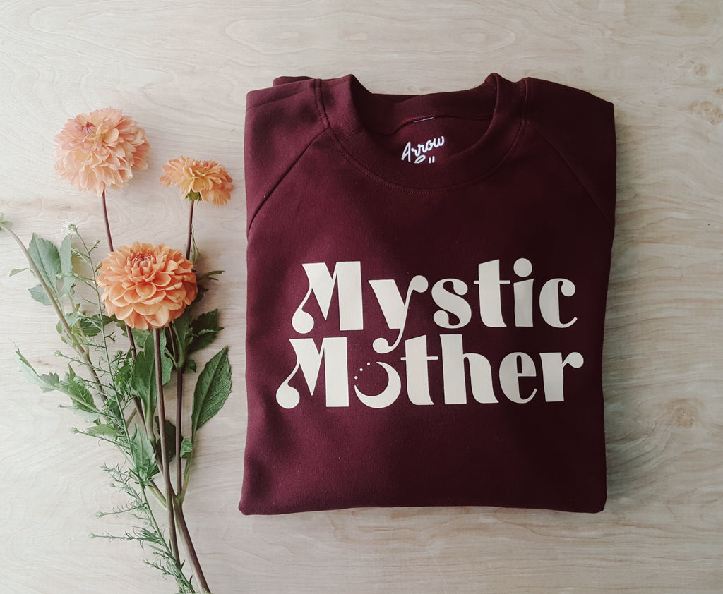 Mystic Mother | unisex pullover sweatshirt
