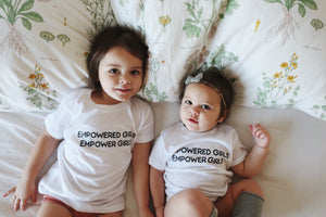 Empower Girls | kids tee
