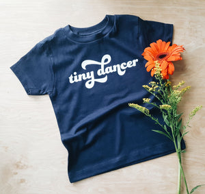 Tiny Dancer | kid's tee