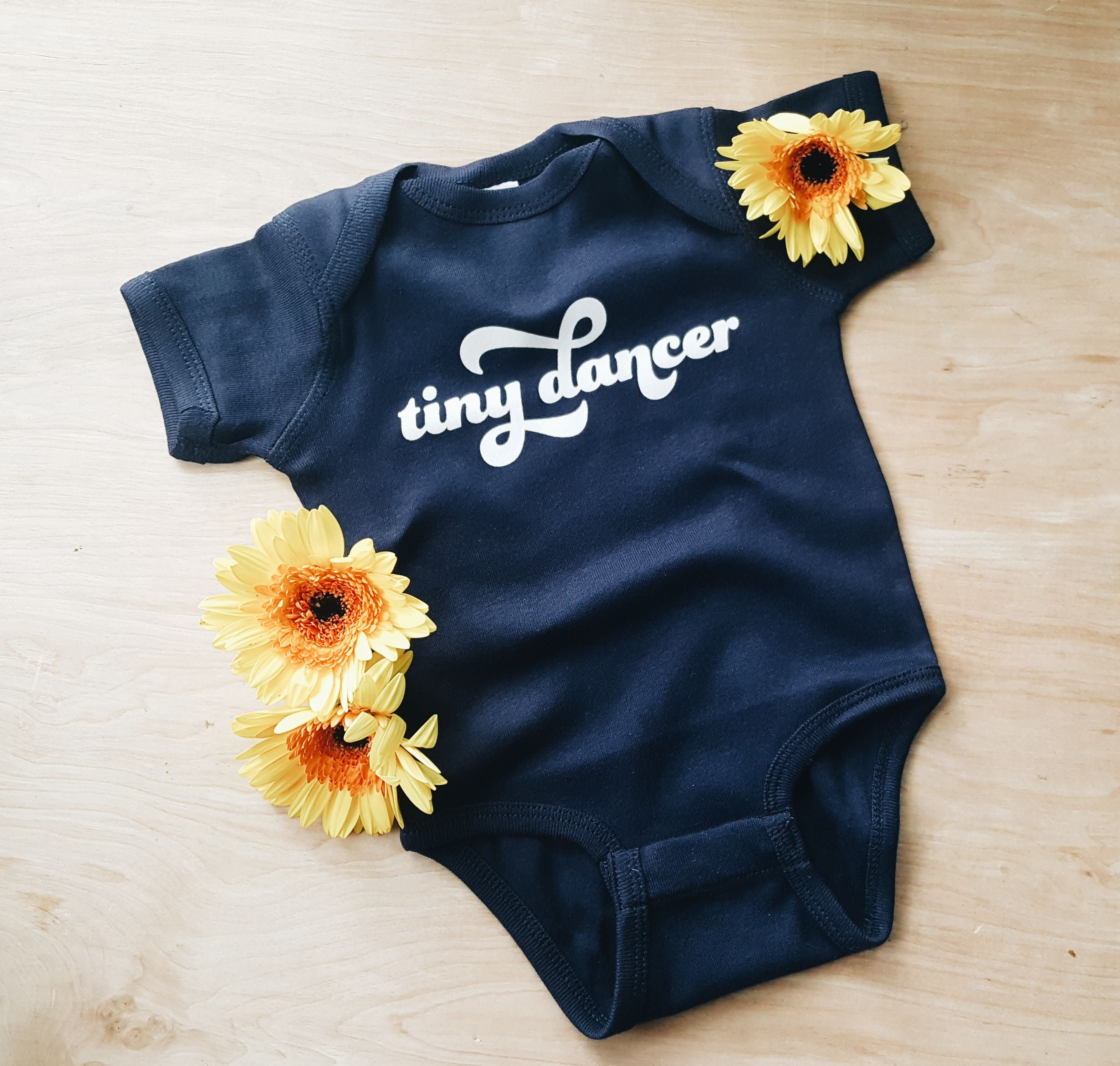 Tiny Dancer | infant onesie