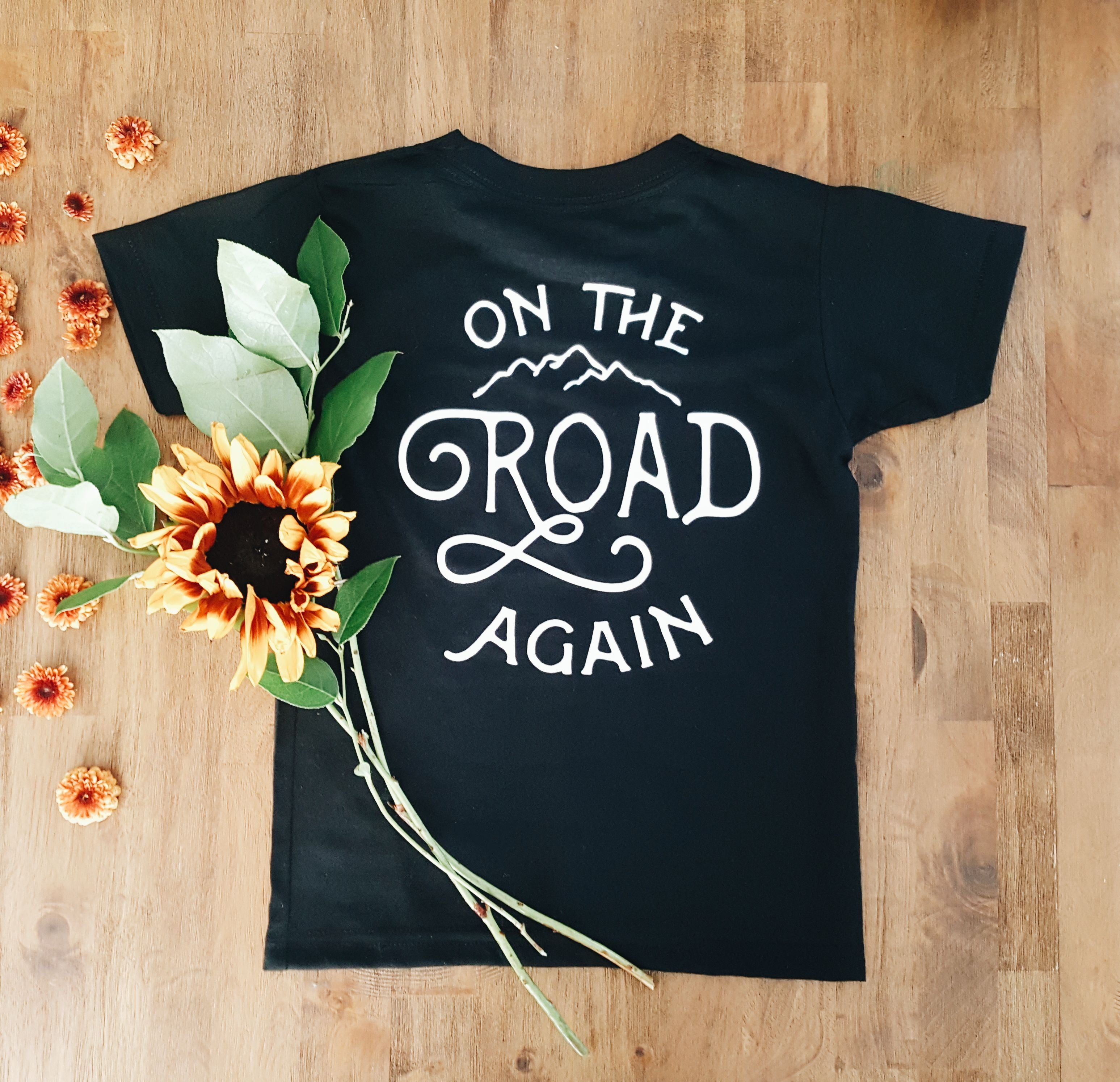 On The Road Again | kid's tee