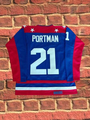 Mighty Ducks USA- Dean Portman #21