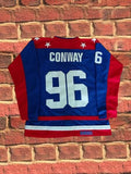 Mighty Ducks USA- Charlie Conway #96