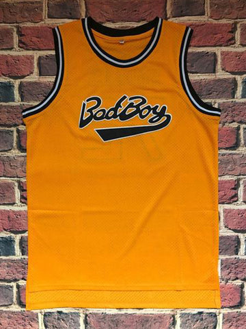 Bad Boy- Biggie Smalls #72 (Yellow)
