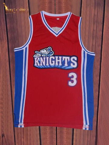 Like Mike- Calvin Cambridge #3 (Red)