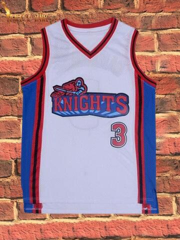 Like Mike- Calvin Cambridge #3 (White)