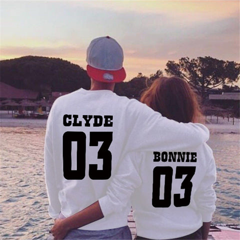 Bonnie and Clyde- Sweatshirt