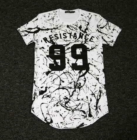 Paint Resistance Tee
