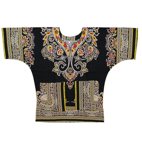 black kongque dashiki