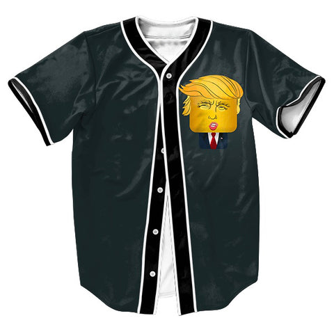 Donald Trump Baseball Jersey