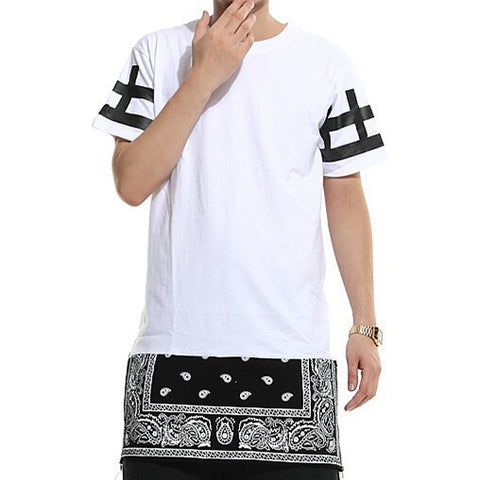 Long Bandana Tee (Multiple Choices)