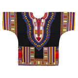 3xl black dashiki