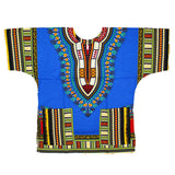 3xl blue dashiki