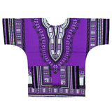 3xl purple dashiki