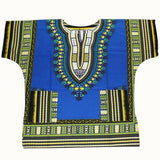 3xl dark blue dashiki