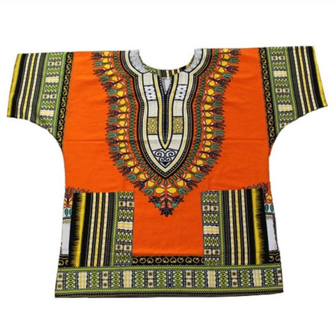 gk orange dashiki