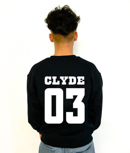 Bonnie and Clyde- Sweatshirt 3