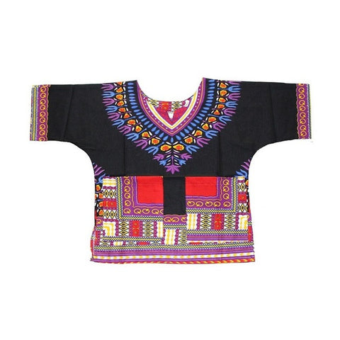 black Kids Dashiki