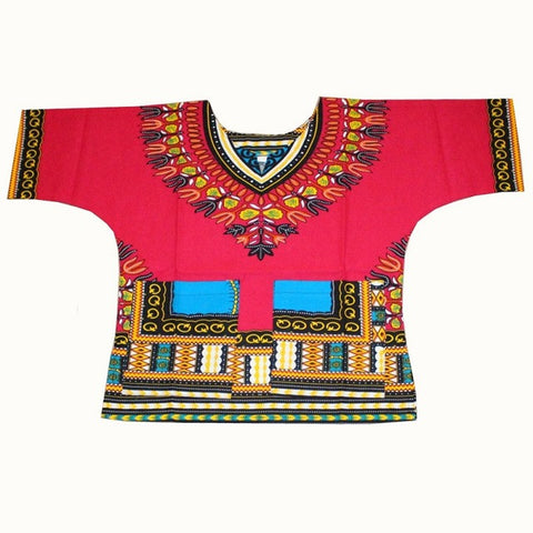 Rose kids dashiki