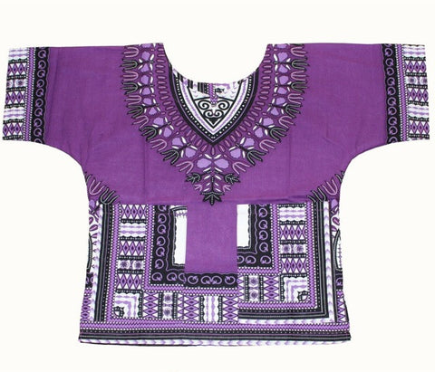 purple dashiki kids