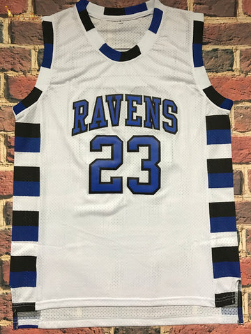 One Tree Hill- Nathan Scott #23 (White)