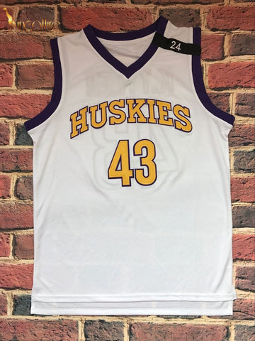 The 6th Man- Kenny Tyler #43 (White)