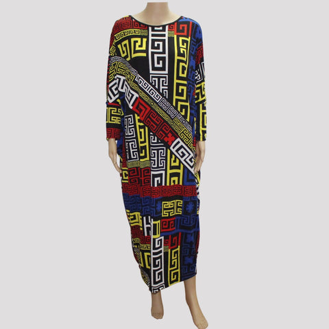 African Gown(Multiple Choices)