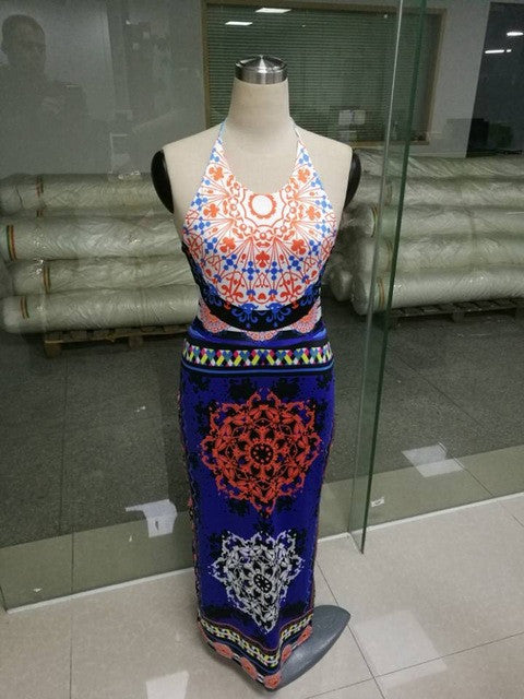 african styled sexy dress1