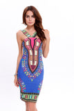 Dashiki Dress(Multiple Choices)
