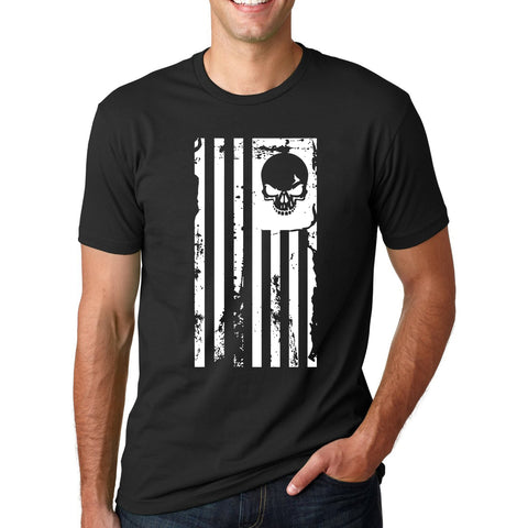 Punisher Skull Flag Tee (Multiple Choices)