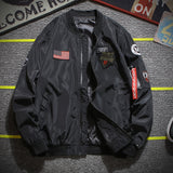Mens Military Flight Jacket (Multiple Choices)