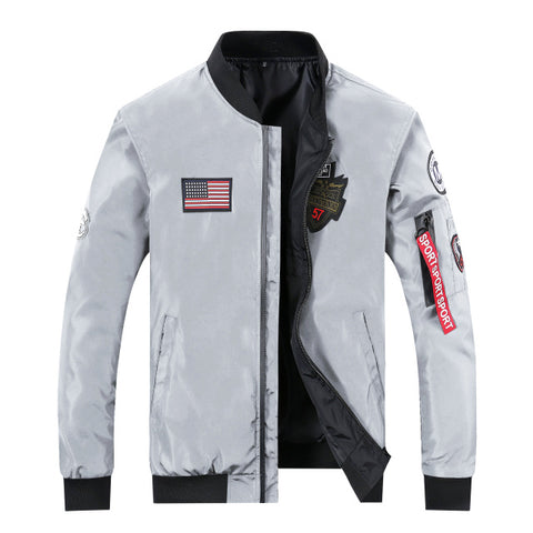 Men Air Bomber Jacket (Multiple Choices)