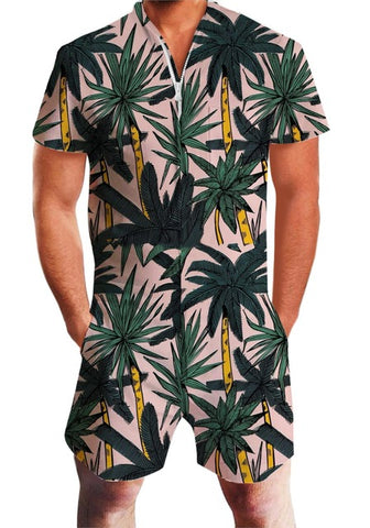 Palmetto Men's Romper
