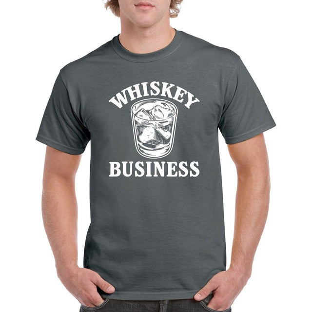 Whiskey Business  GoaTee