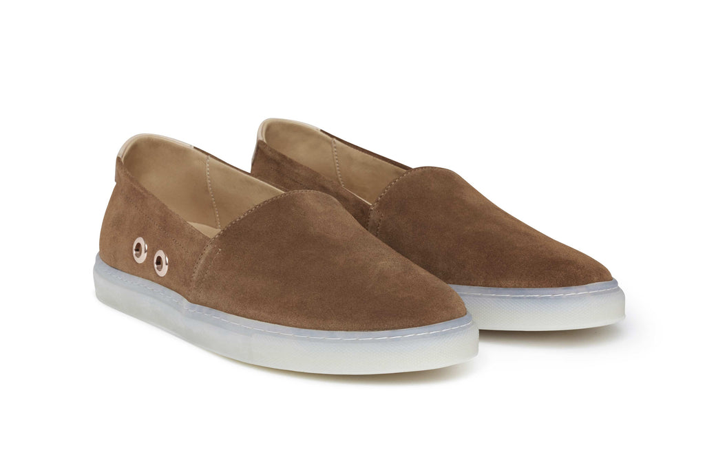 N°11 CADET MAN BROWN SUEDE - Pairs in Paris