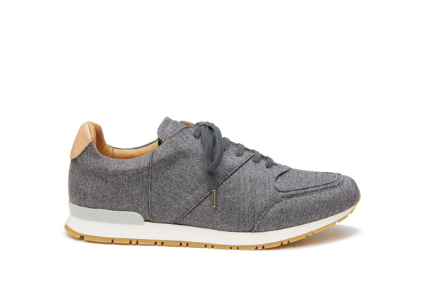 N°5 VALMY MAN WOOL GREY