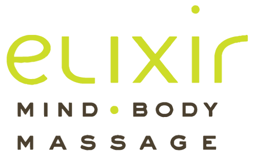Elixir Mind Body Massage Logo